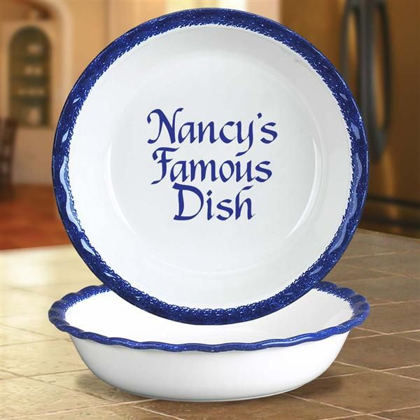 #GrandparentsDay Personalized Deep Dish 10 inch Pie Plates. The Personalized\u2026 & GrandparentsDay Personalized Deep Dish 10 inch Pie Plates. The ...