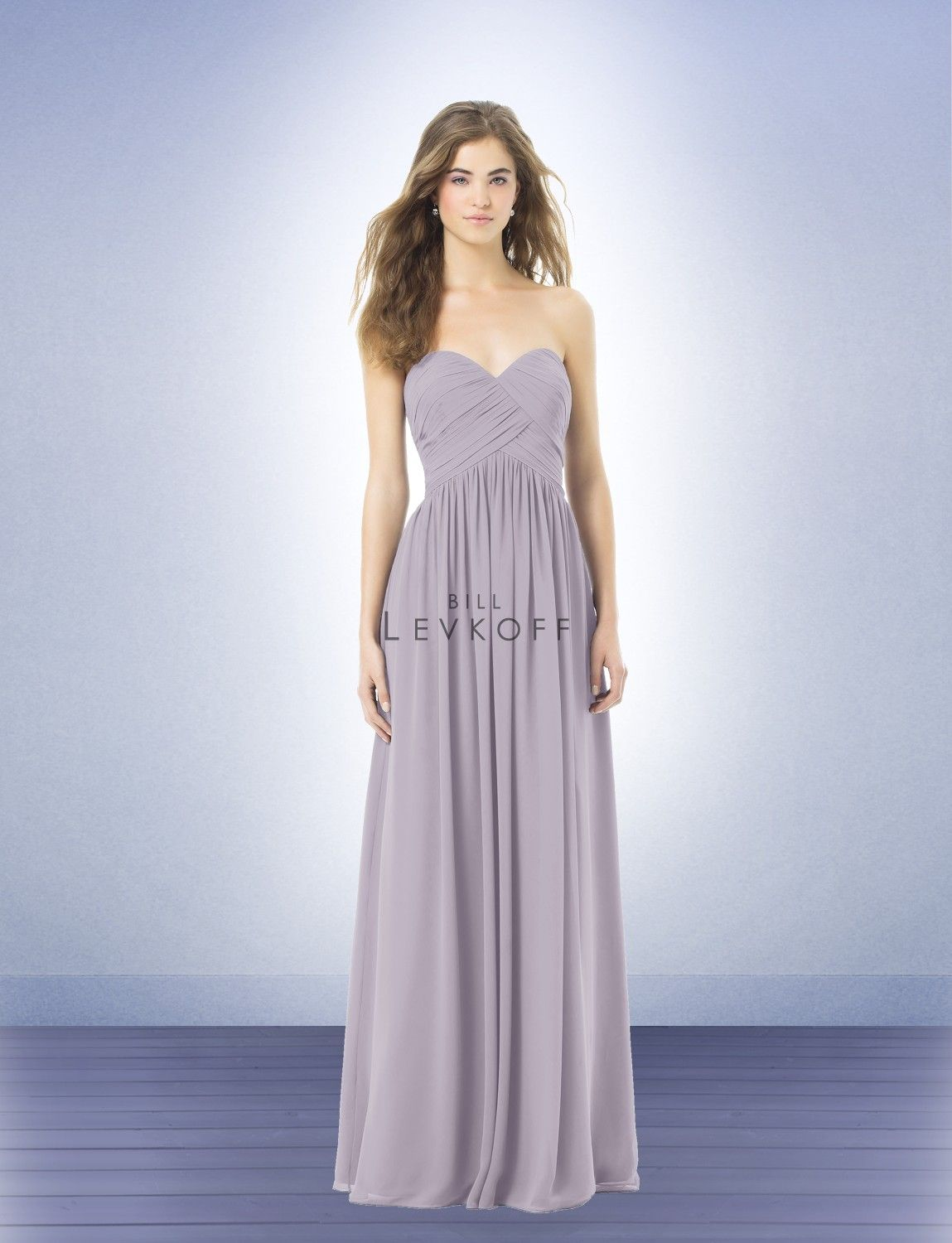 Bridesmaid dress style bridesmaid dresses by bill levkoff from
