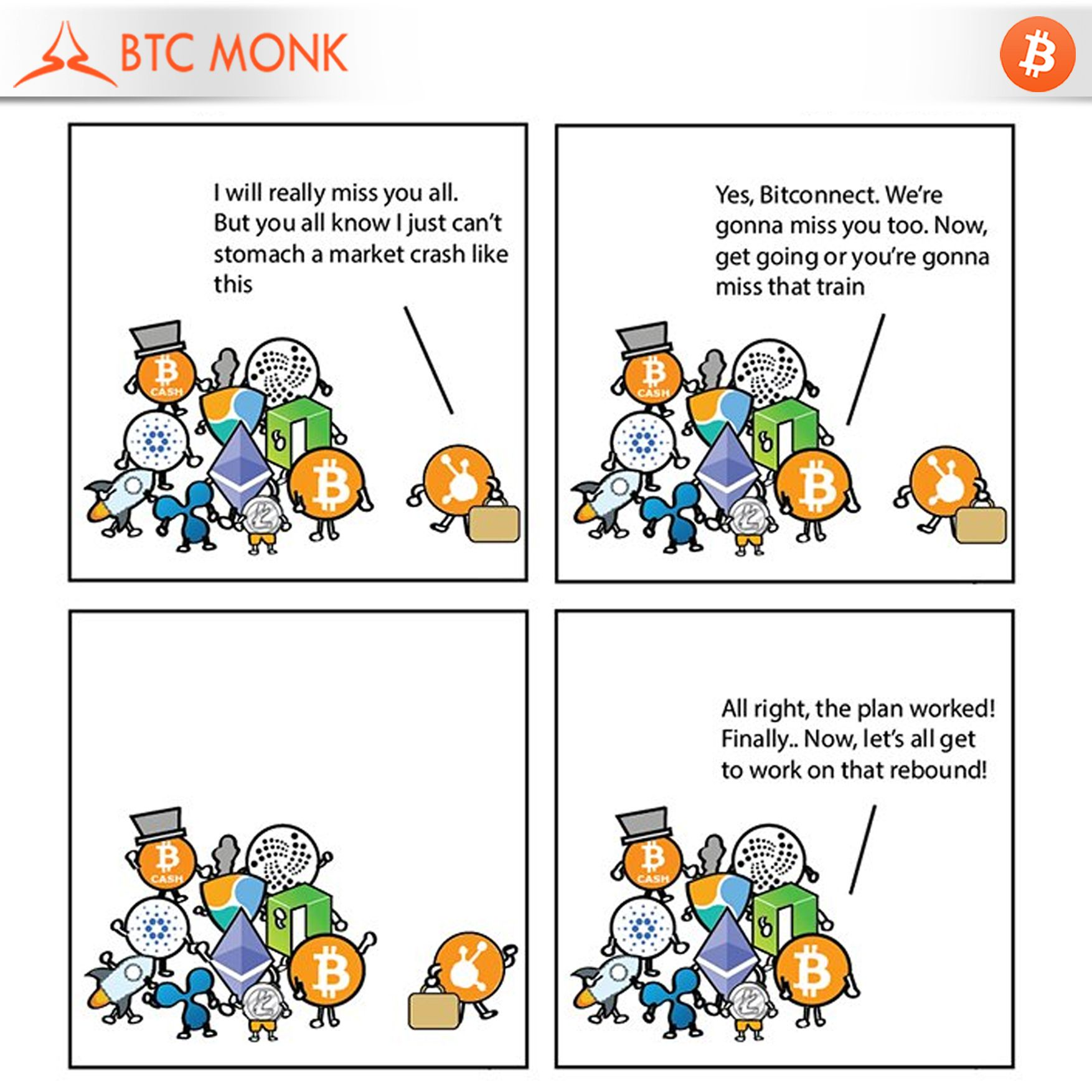 Bitconnect android app