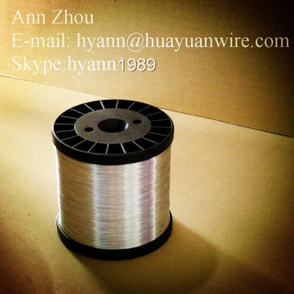 Galvanized wire free cutting steel 0.13mm 410 430 galvanized steel wire The Products We Can Supply As Follows: 一 Low-carbon steel wire series 1.  Hot dip galvanized wire 2.  Electro galvanized wire  5.  Fruit wire / Blasting wire 二 High-carbon steel wire series 1.  High-carbon galvanized steel wire 2.  Galvanized steel strand 3.  Baling Wire 4.  Phosphated steel wire for optical cable strengthening 5.  Phosphated steel wire for redrawing 三 Rope Series