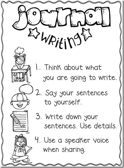 Write journals