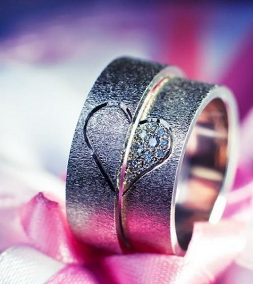 alternative wedding rings for men and women alternative wedding rings ideas - Alternative Wedding Rings