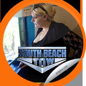 Steffie Doll S South Beach Tow For Love Or J Money Sticker Getglue South Beach Towing Beach