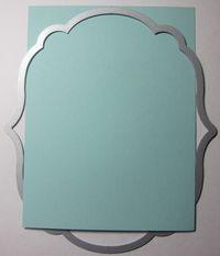 Fancy framelit border - tips on framelits cutting
