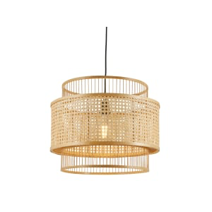 Yen Extra Large Pendant Lamp Shade Natural Bamboo In 2020