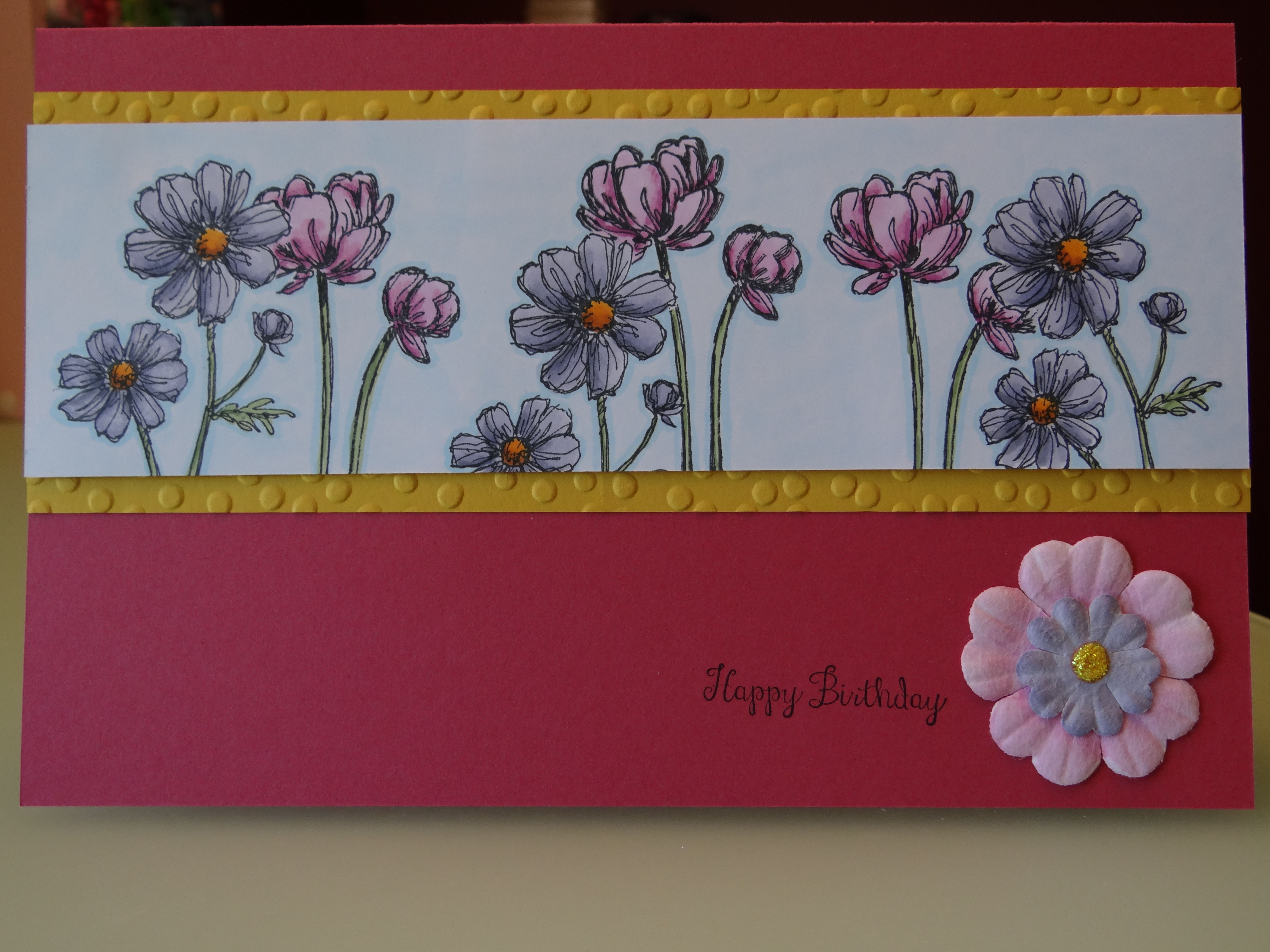 """card used with a """"masking"""" technique"""