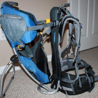 baby backpack deuter kid comfort ii incredibly high. Black Bedroom Furniture Sets. Home Design Ideas