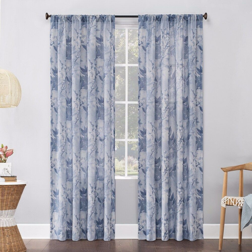 84 Inch Curtains In 2020 Rod Pocket Curtain Panels Rod Pocket