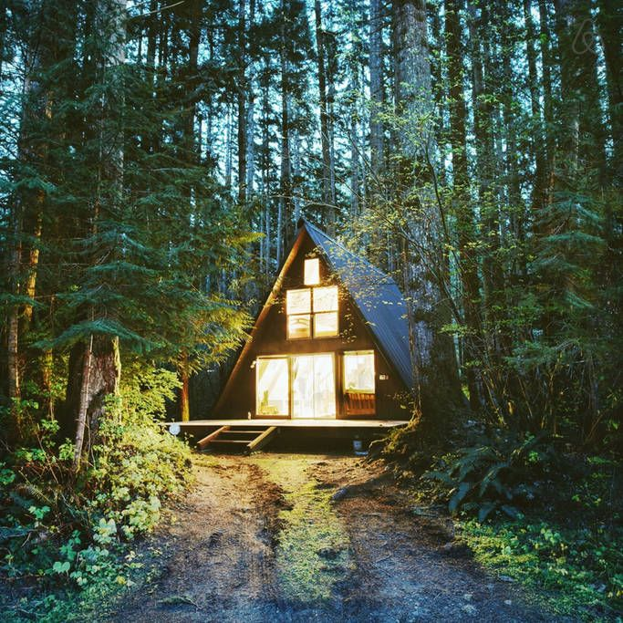 Village In The Woods Apartment: Tye Haus - Skykomish (AirBnB)