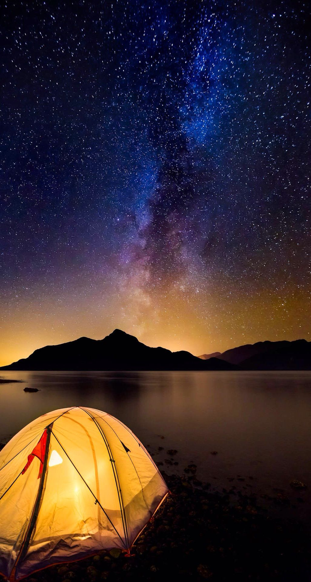 Camping Under Starry Sky And Enjoy Moment Of Silence Great For Phone Background Tap Image To Check Camping Wallpaper Iphone Wallpaper Sky Outdoors Adventure