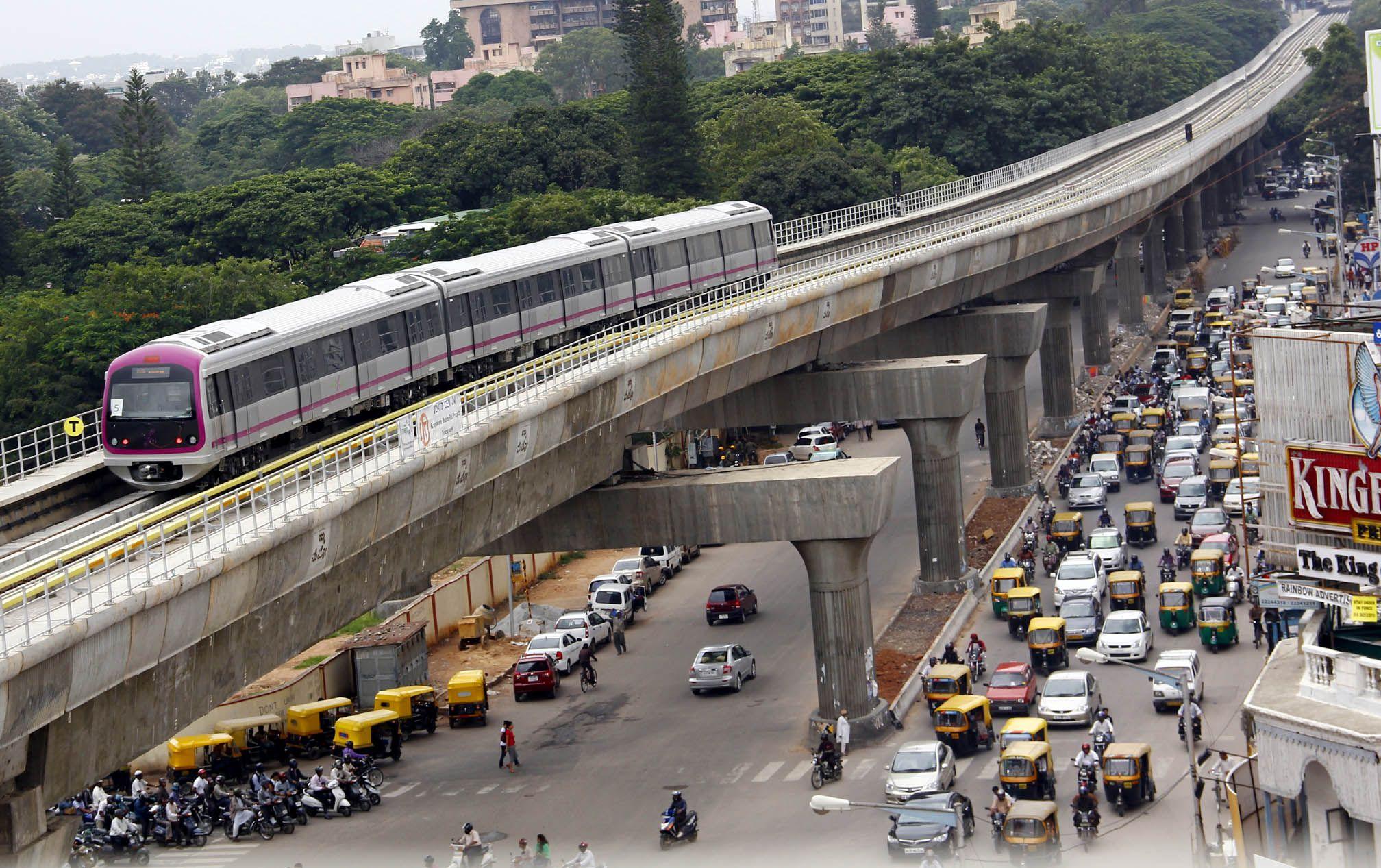 BANGALORE - Metro (Malini)