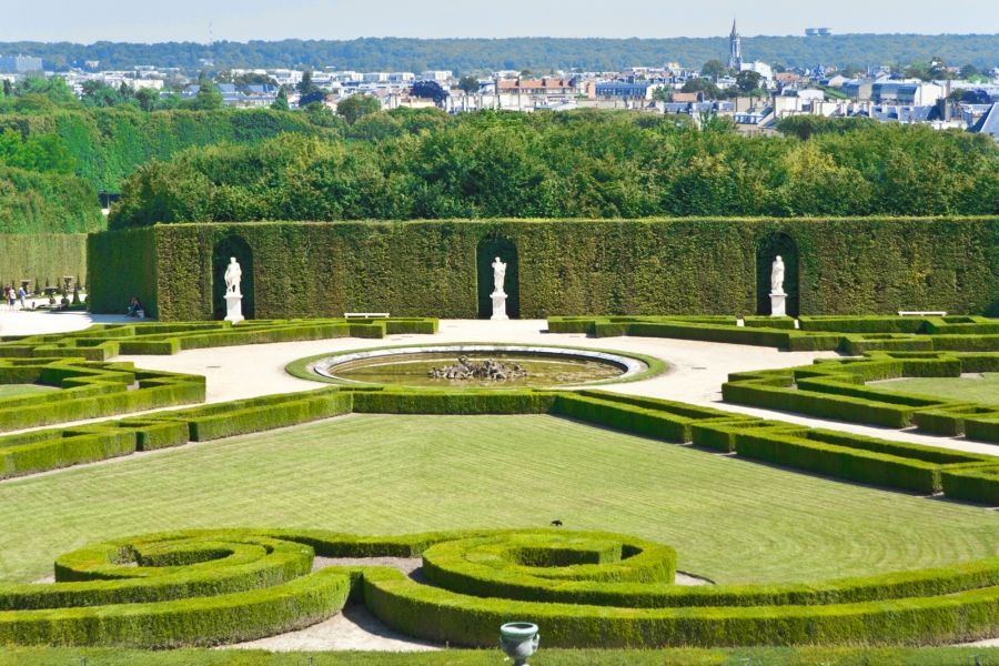 Day Trip to the Gardens of Versailles Versailles garden