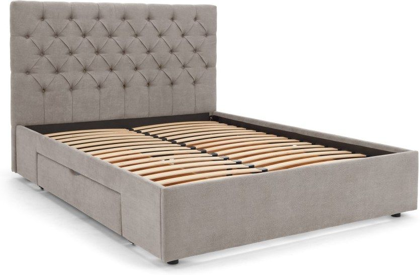 3cba5f2fbd52 Skye Kingsize Bed with Storage Drawers, Owl Grey in 2019 | Products ...