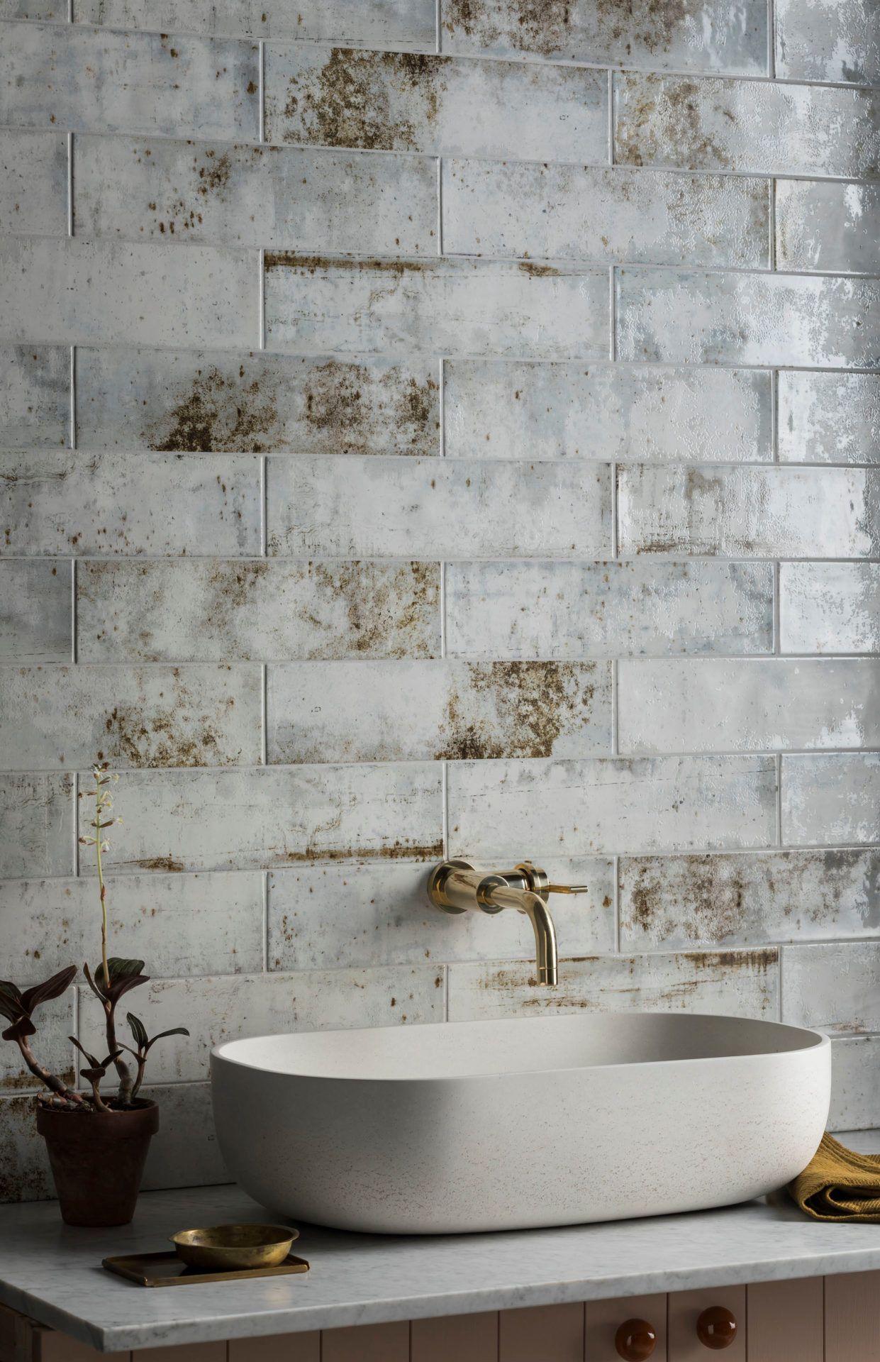 Camden White Ceramic Tile White Ceramic Tiles Mandarin Stone