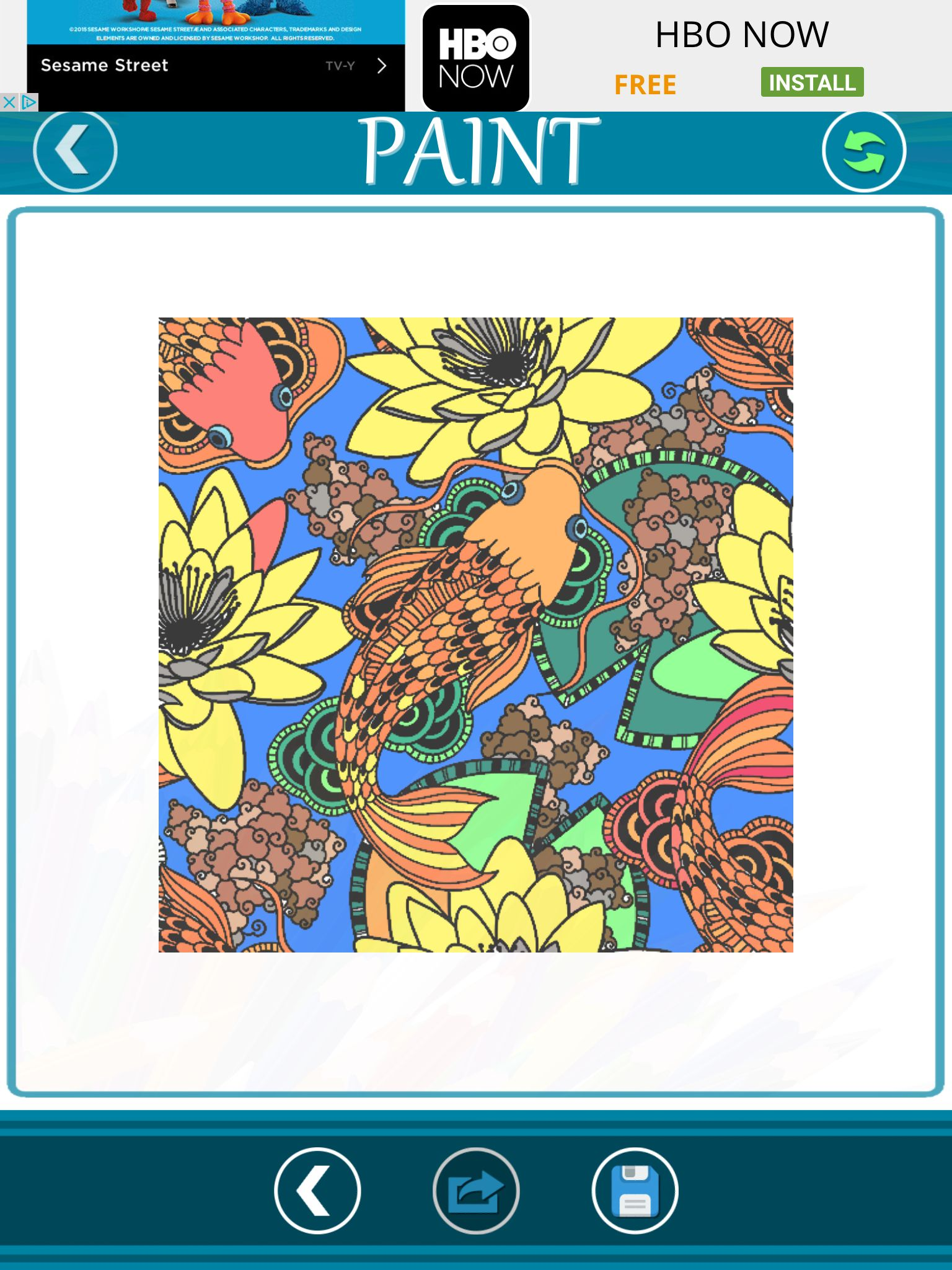 Loving Coloring App For Adults You Could Make Your Own Arts Using It Coloring Apps Coloring Books Adult Coloring