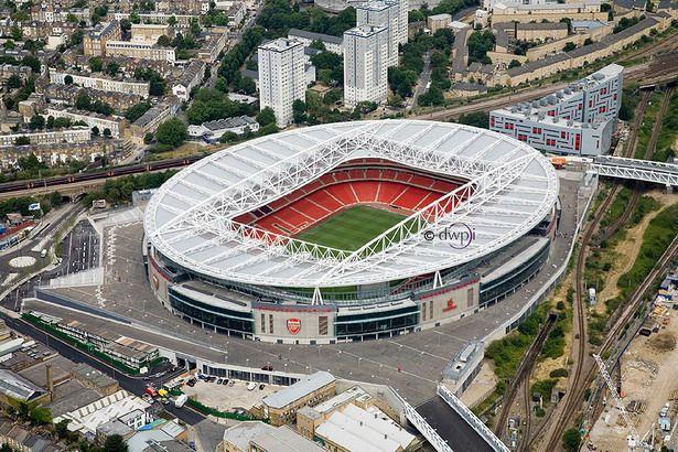 Emirates Stadium Arsenal Stadium Sports Stadium Football Stadiums