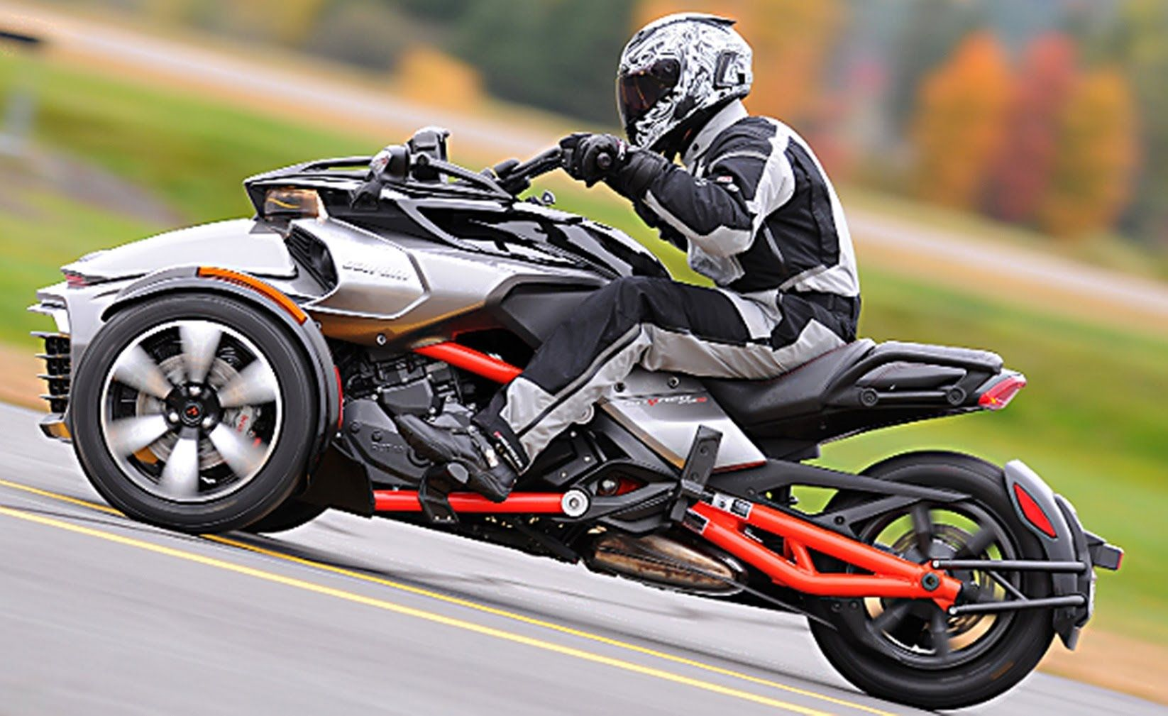 Can am spyder motorcycle turn your dreams to reality and make money here pinterest third wheel wheels and cars