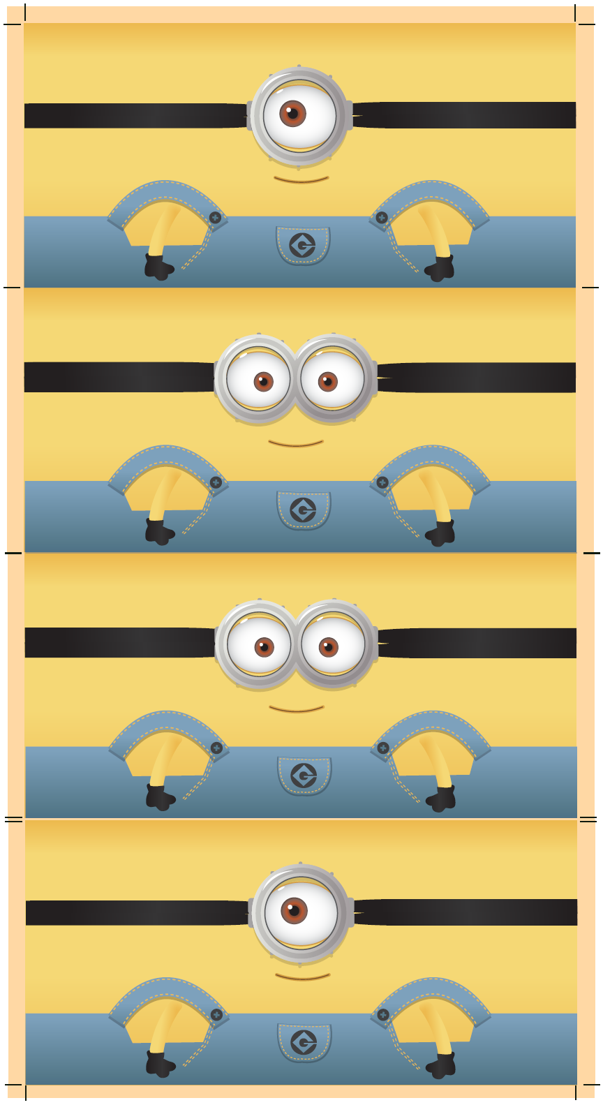 It's just a picture of Trust Minion Template Pdf