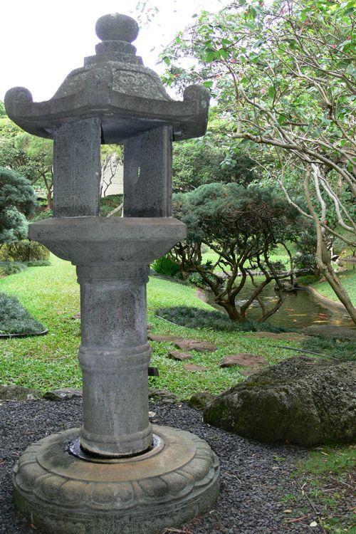 Delightful Japanese Garden Lanterns