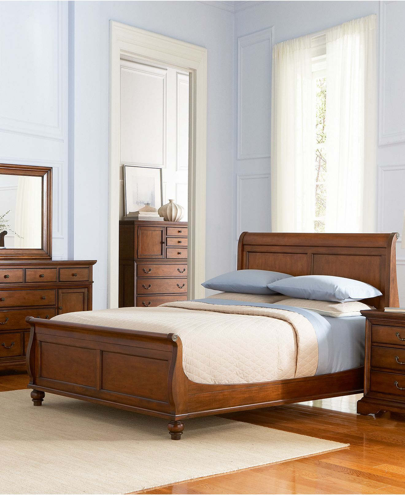 Gramercy Bedroom Furniture Collection Macy S