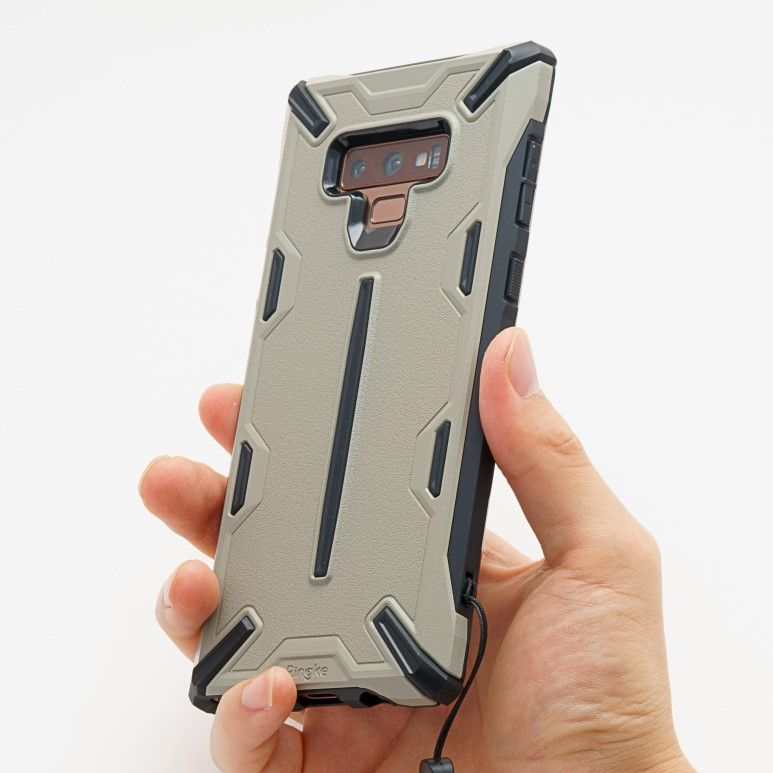 detailed pictures 66f29 e77ce Ringke [Dual-X] Compatible with Galaxy Note 9 Case Dual-Layer ...