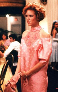 Andie's Pretty in Pink prom dress   Totally 80's   Pinterest ...