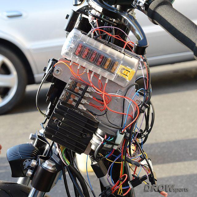 drowsports wiring harness. | makin' it drow | honda ruckus ... honda ruckus engine wiring harness