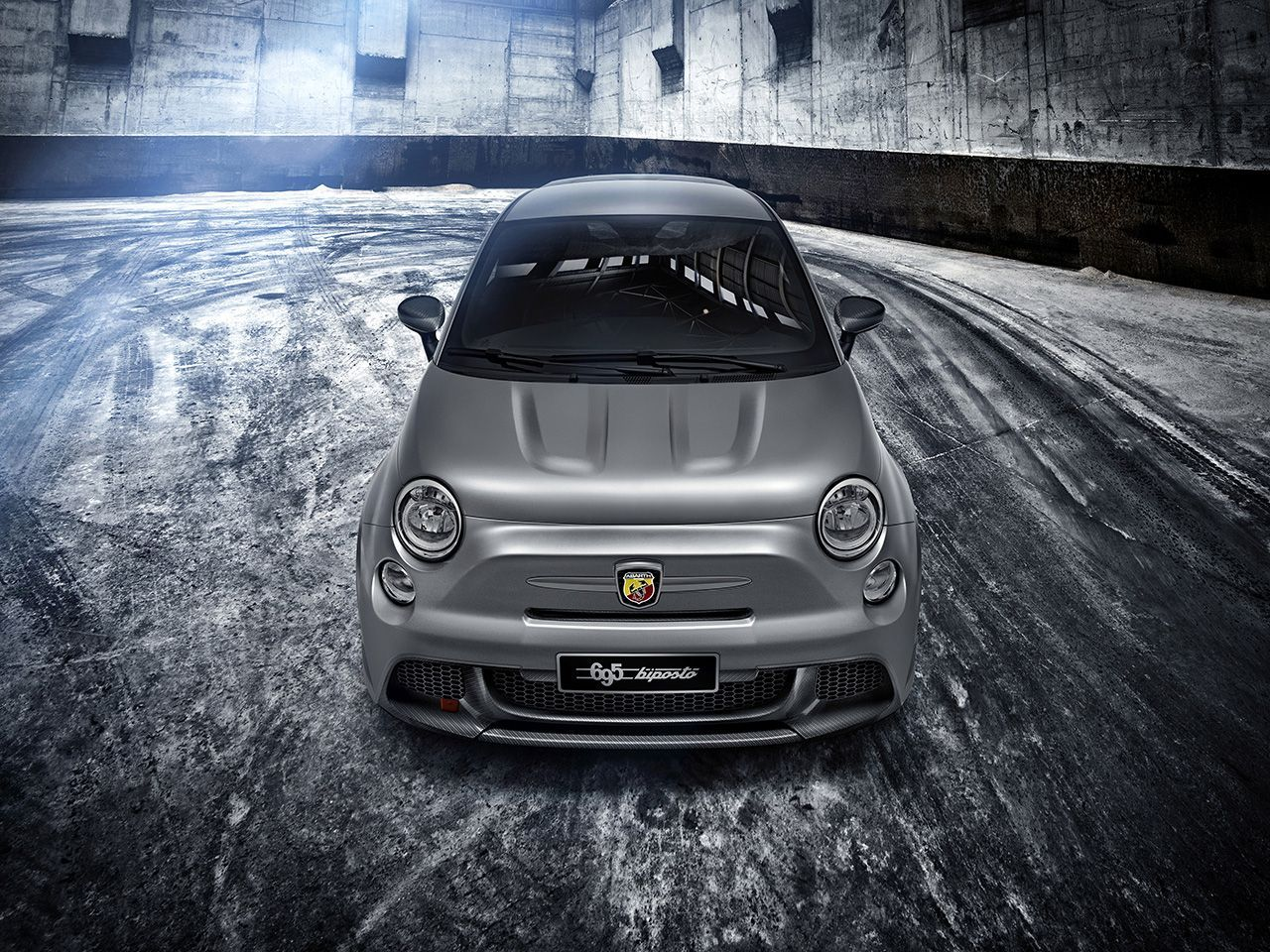 ABARTH 695 BIPOSTO LAUNCHED AT GENEVA MOTOR SHOW - The fastest Abarth ever.