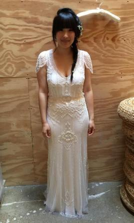 Jenny Packham Eden, $2,425 Size: 10 | Used Wedding Dresses | Jenny ...
