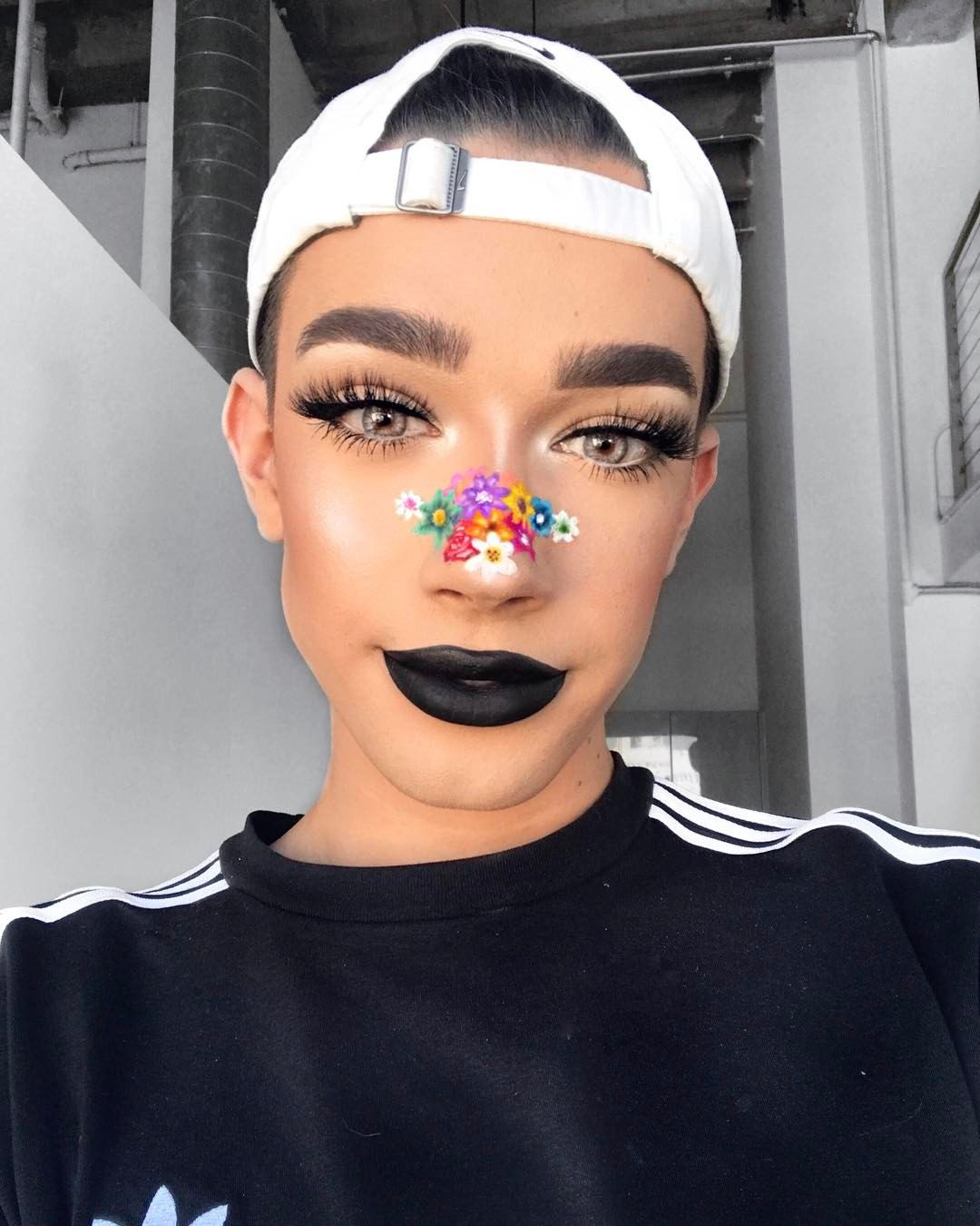 likes comments james charles jamescharles on instagram   also claps back at haters who accused him of stealing his rh pinterest