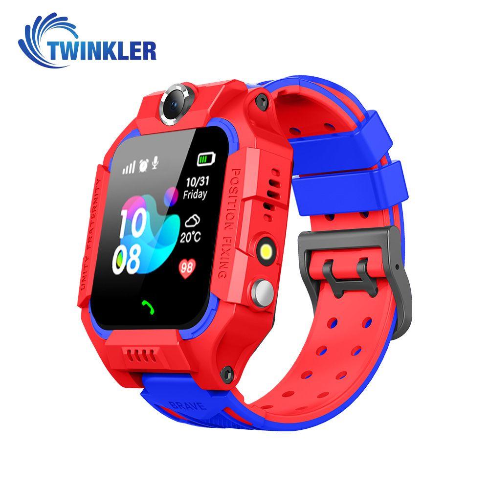Smartwatch Pentru Copii Twinkler Tky Gk01 Cu Functie Telefon In 2020 Smart Watch Gps Watch Childrens Watches