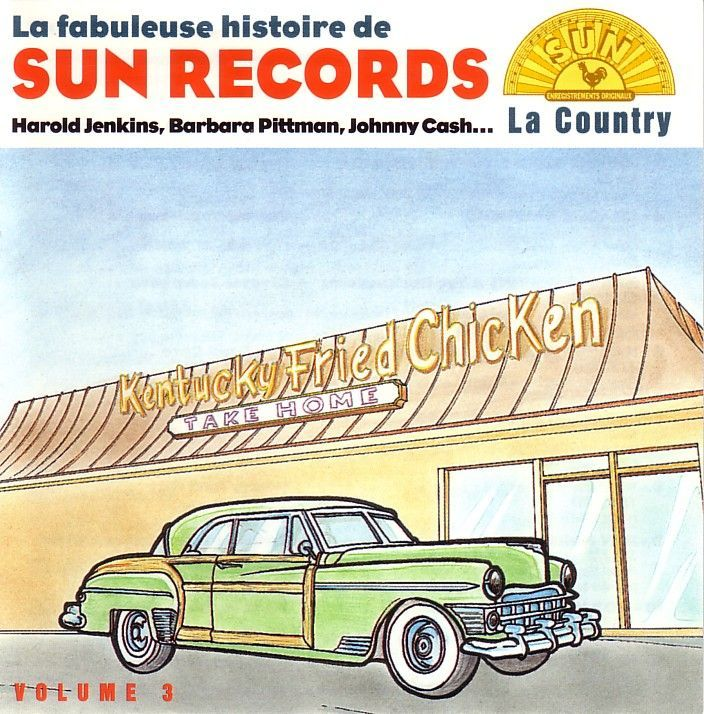 Pin by Linda Hone on Rockabilly Sun records, Rock and