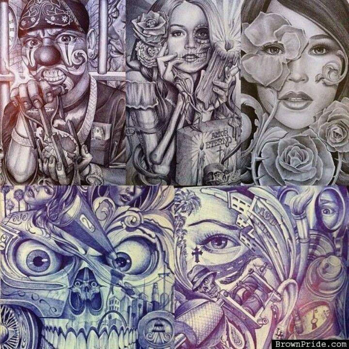 Pin By Sergio Hernandez On Chicanos Etc Lowrider Art