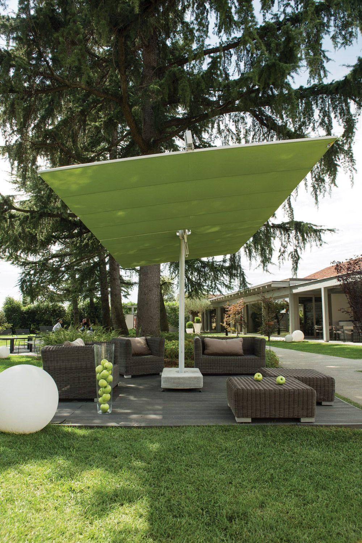 Protégez du soleil les invités sur votre #terrasse de #restaurant et ...