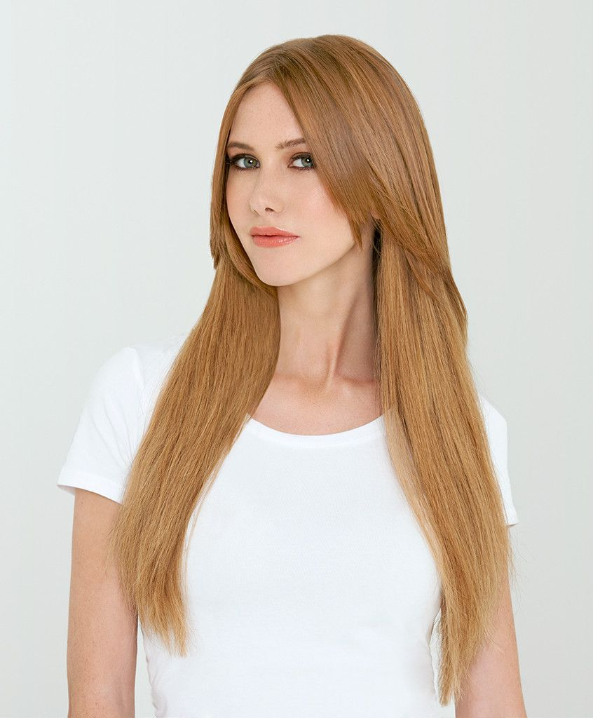 20 Classic Strawberry Blonde Clip Ins 20 160g With Images