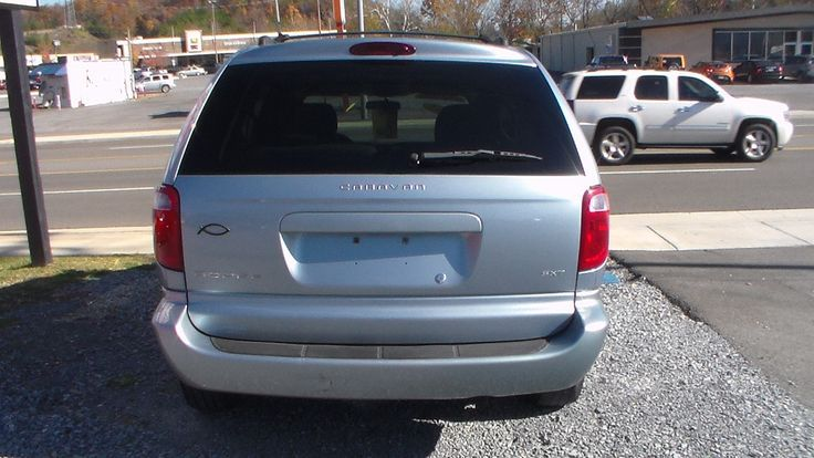 2005 Dodge Caravan Sxt For Sale This Van Has A Powerful 3 3l V6