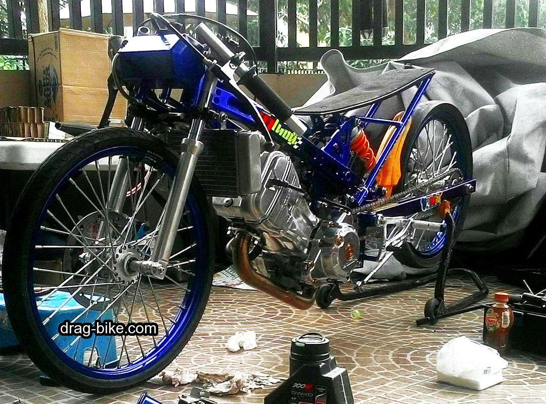 Foto Honda Sonic Drag Indonesia Honda Pembalap Sepeda