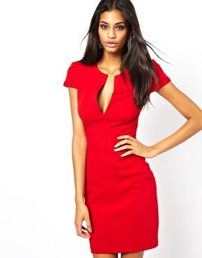 online store af5d2 96e38 ASOS - Mini robe fourreau sexy | Garde robe !! nel 2019 ...