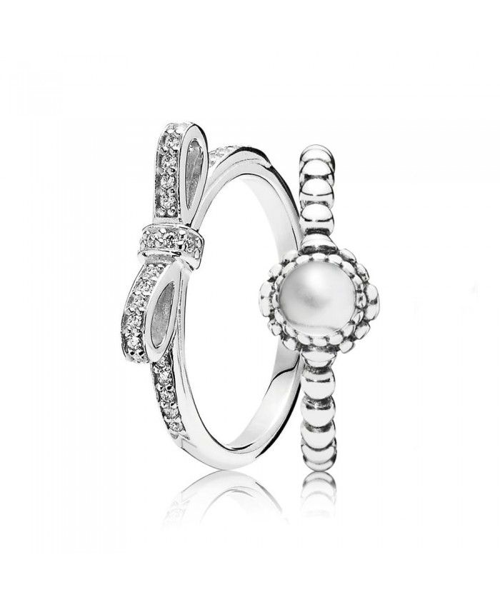 pandora april birthstone ring