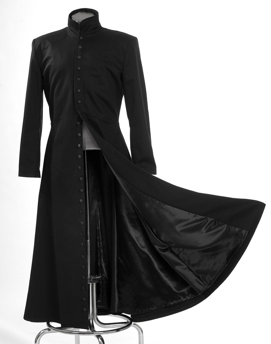 64ac6824eeb ropa neo matrix - Buscar con Google | style | Fashion, Gothic coat ...