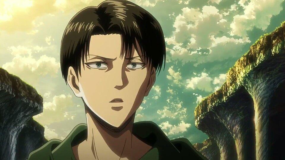 Levi Ackerman Shingeki no kyojin 3° Temporada, episódio 10 ...