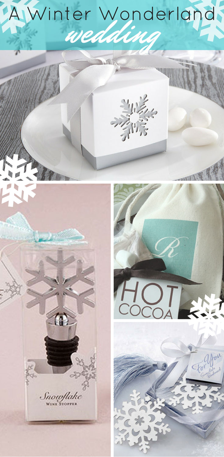 Snowflakes and a little sparkle are the perfect combo for one ...