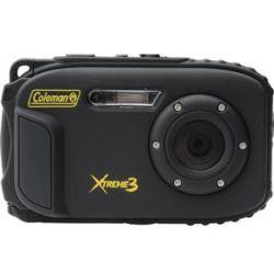 Low Cost Coleman Xtreme3 C9WP Shock & Waterproof 1080p HD Digital Camera (Black) On Amazon