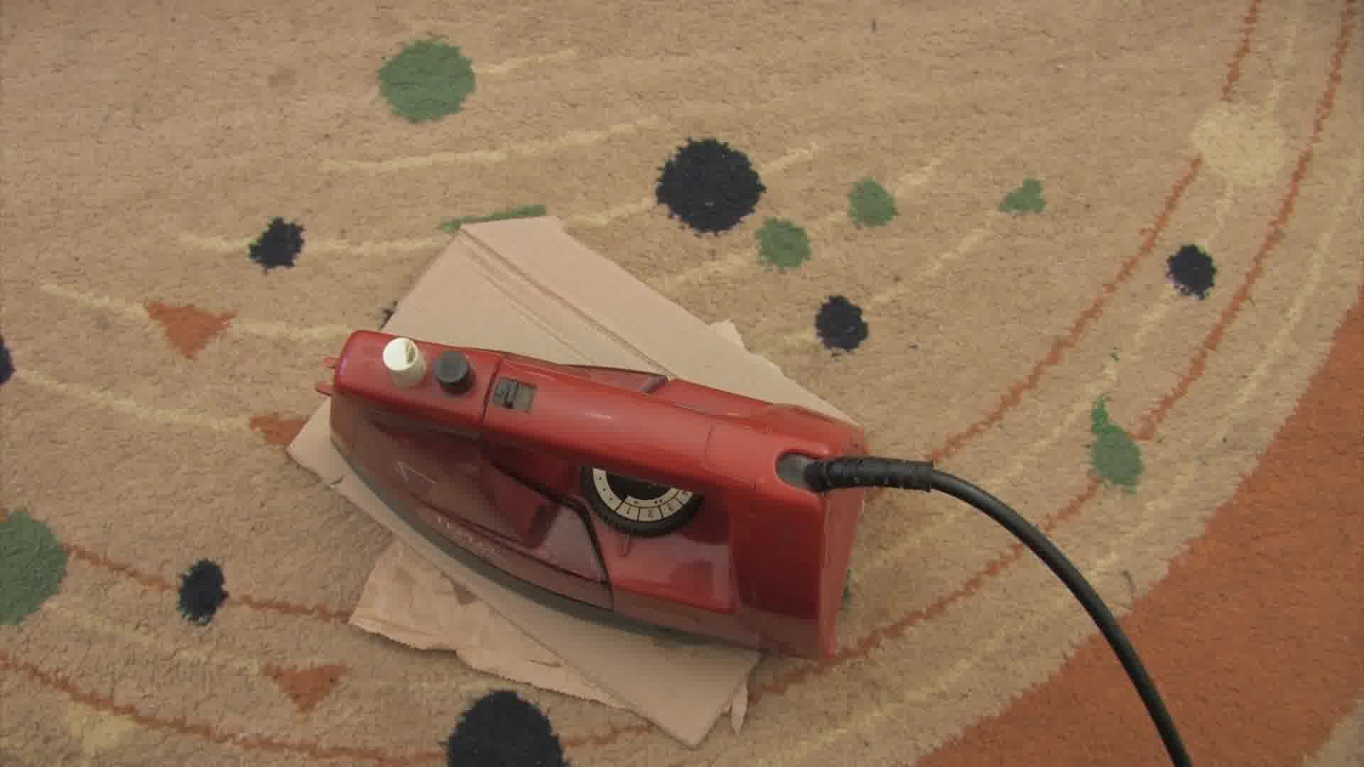Get wax out of fabrics and carpet remove wax how to