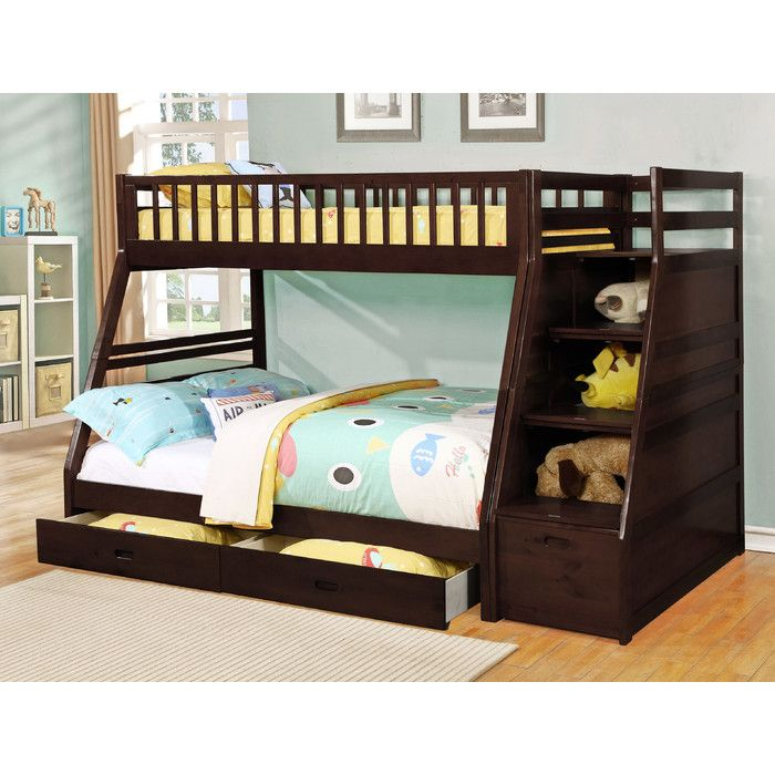 shop wayfair for kids beds to match every style and budget enjoy free shipping on most stuff. Black Bedroom Furniture Sets. Home Design Ideas