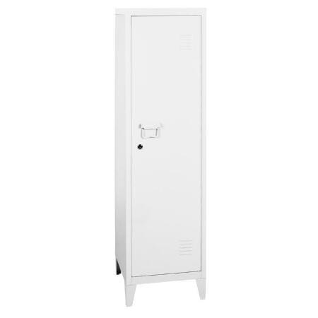 54 1 Door Metal Storage Cabinet Metal Storage Cabinets Storage Locker Storage