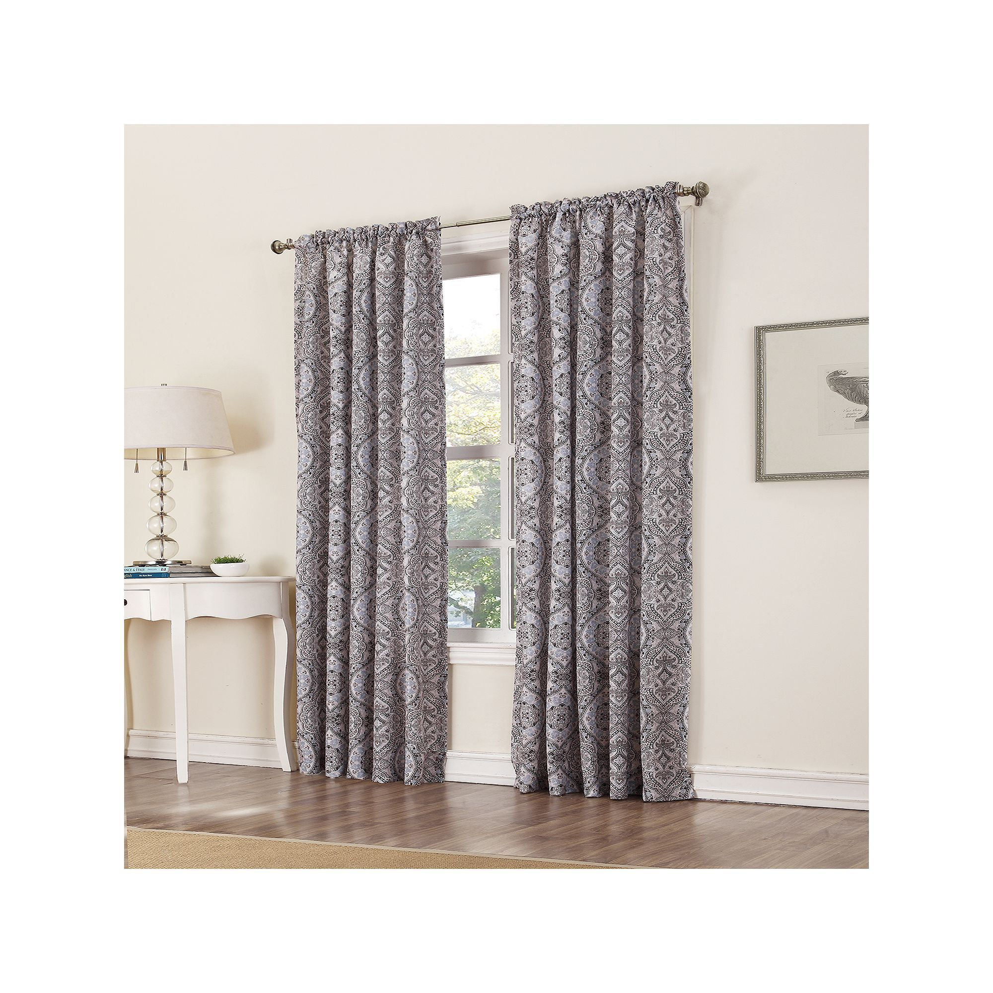 No amira curtain blue products