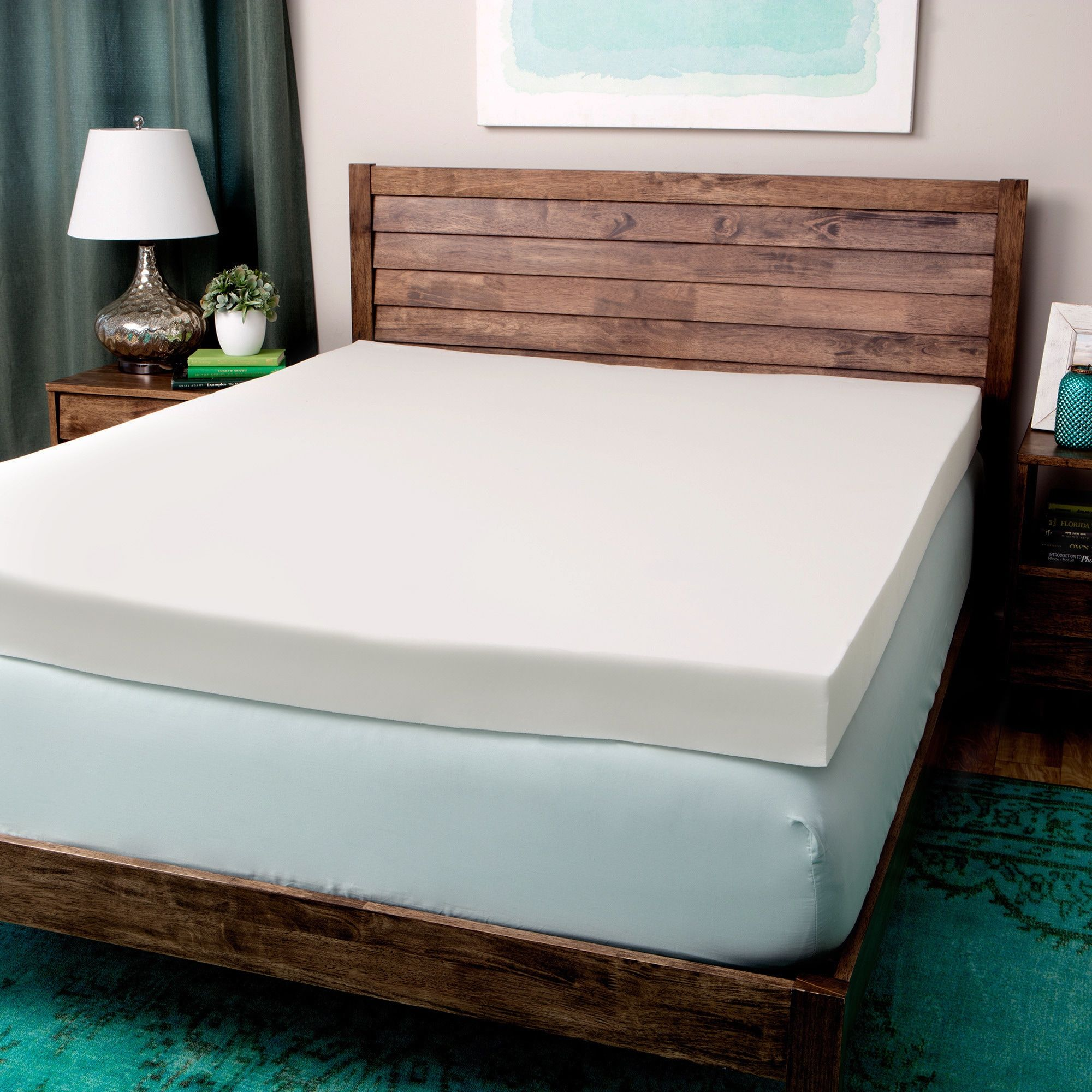 a comforter mattress copper select brown memory foam king plush firmness inch comfort size pin gel dreams