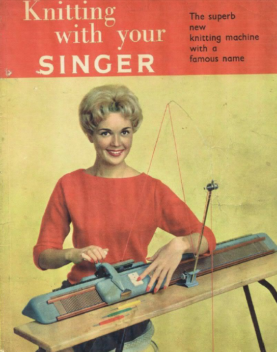 Link To Singer Mk1 Double Bed Knitting Machine Instructions