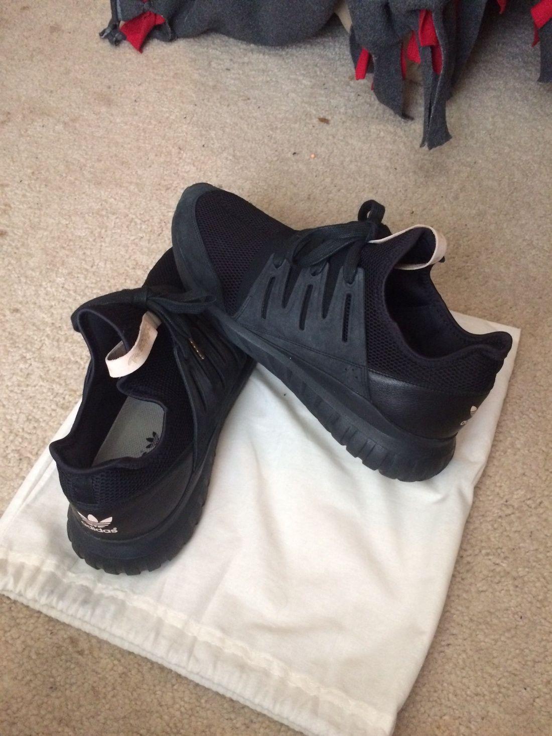 fcf8c04b5f Adidas Custom Adidas Tubular's Size US 14 / EU 47 | Men's clothing ...